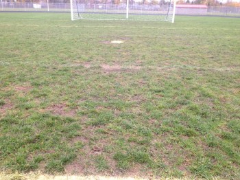 Athletic Field - After season