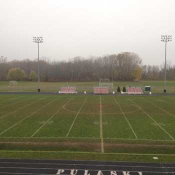 Athletic Field - During season